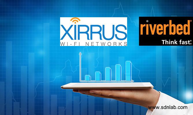 Riverbed收购Xirrus打造完善的SD-WAN解决方案