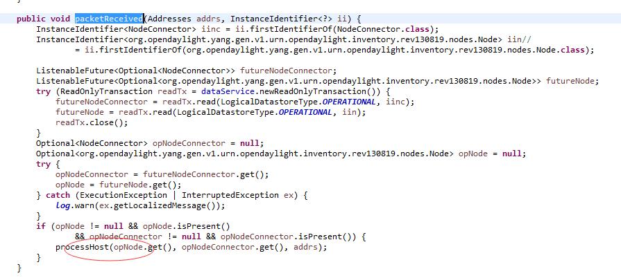 在processhost函数当中就将主机添加到networktopology数据节点当中