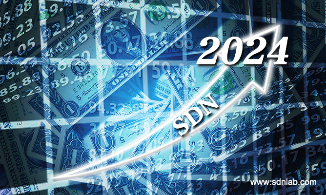 到2024年SDN市场规模将达704.1亿美元