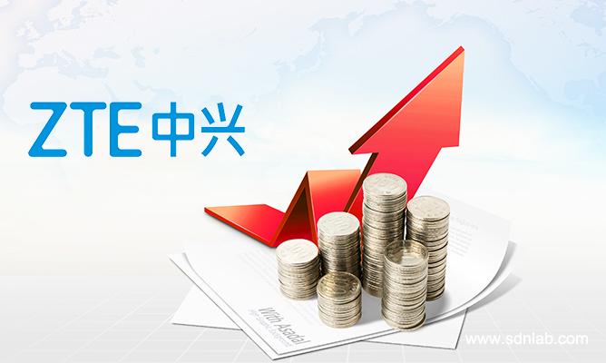 贸易处罚后,ZTE第一季度营收增长