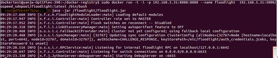 20150126执行Java启动Floodlight