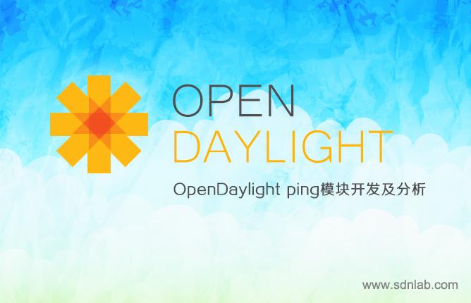 opendaylight-ping develop & analysis