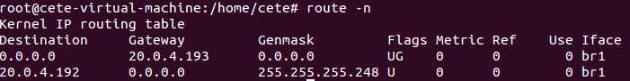 基于Open vSwitch的VxLAN隧道实验网络 预先配置 图8