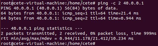 基于Open vSwitch的VxLAN隧道实验网络 4.5 图8
