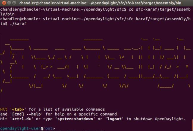 SDNLAB技术分享(一):ODL的Service Function Chaining入门和Demo 图10