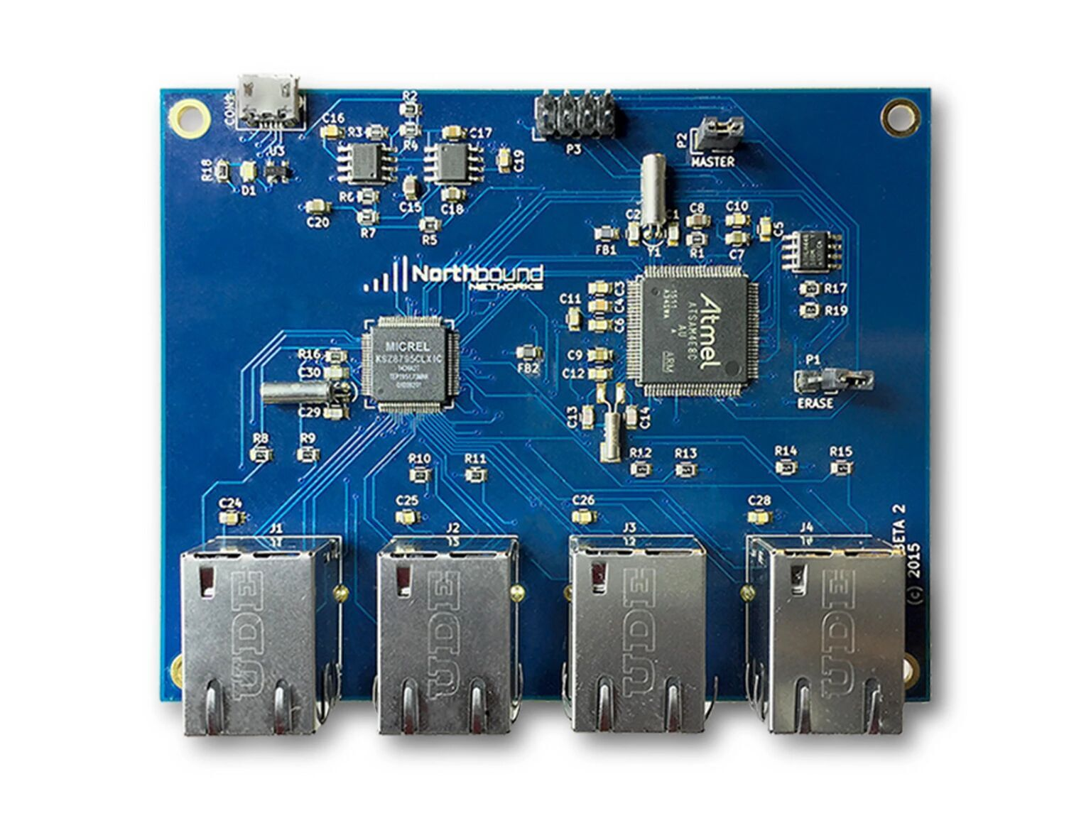 Zodiac FX:世界上最小的OpenFlow交换机