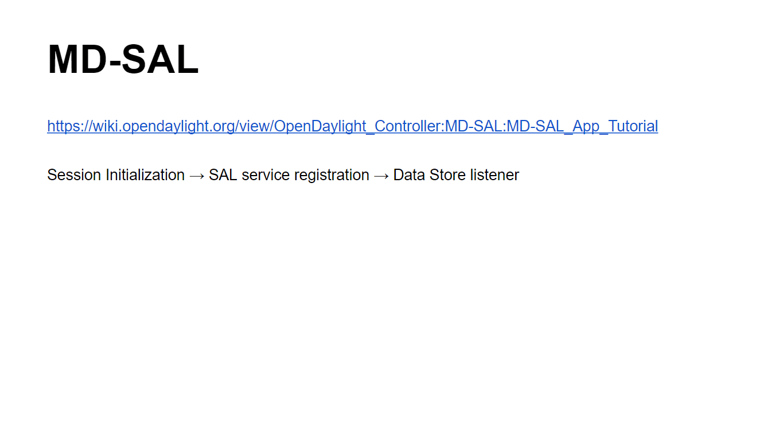OpenDaylight中编程抽象的实现 图7