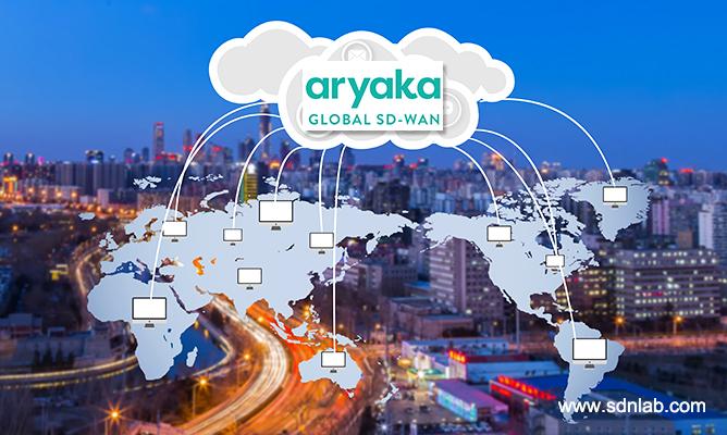 Aryaka发布广域网状态报告,50%的广域网流量运行在云端