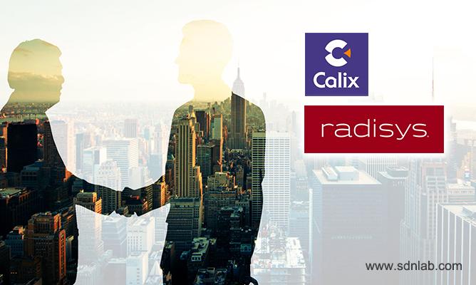 Calix联手Radisys将R-CORD投向市场