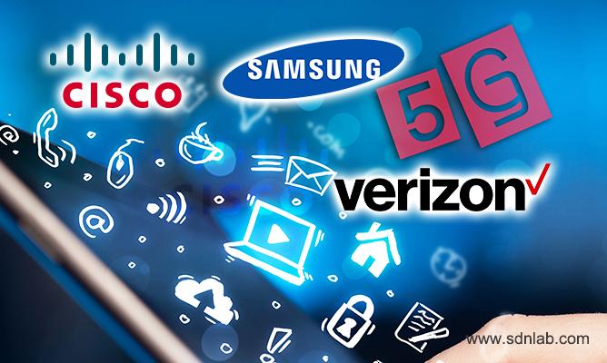 思科、三星NFV力保Verizon 5G试验成功