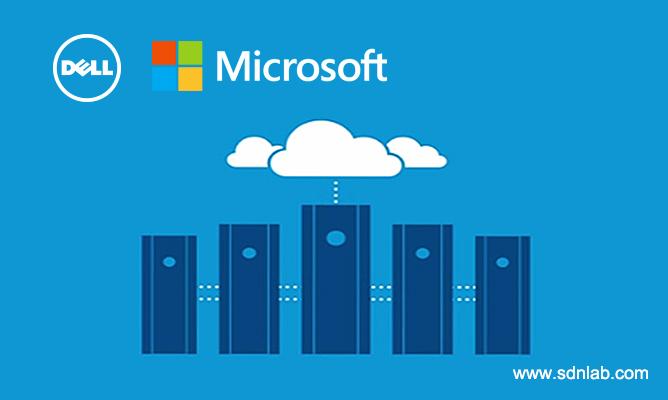 Dell EMC加入Microsoft Azure堆栈业务领域