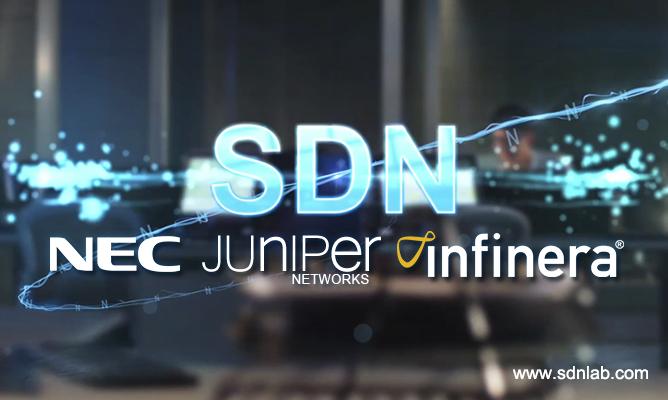 三家SDN元老企业联手打造最佳SDN传输解决方案