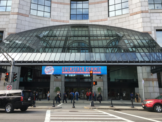 OpenStack波士顿峰会Day1