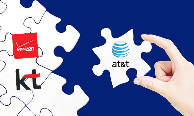 AT&T加入Verizon与KT的合作圈,共同开发SDN/NFV/5G