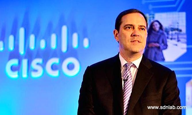 思科CEO Chuck Robbins:影响未来30年的网络