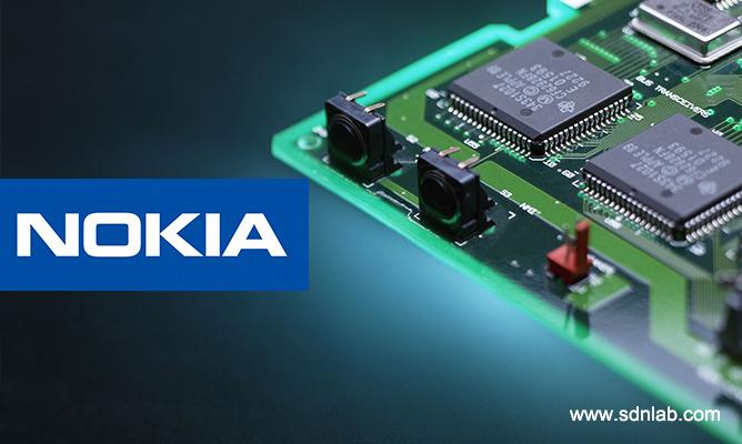 Nokia推出全球最快的路由芯片FP4