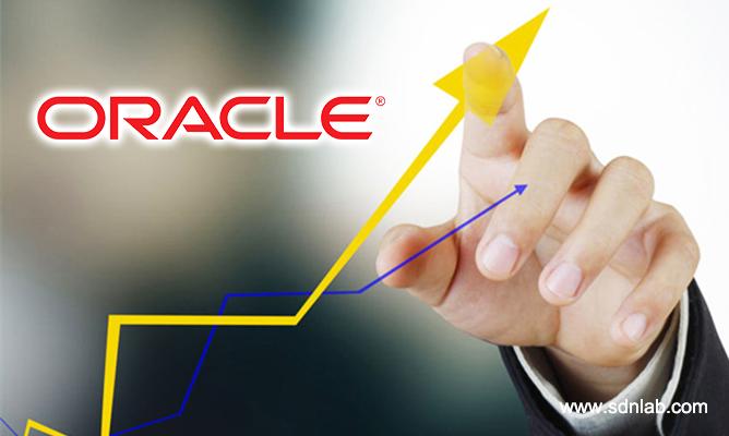 随着大企业业务上云,Oracle公司盈利暴增15%
