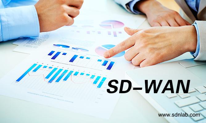 业界领先的SD-WAN厂商2017年Q1营收状况