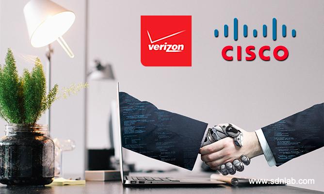 借力IWAN和VMS,Verizon与思科深度合作