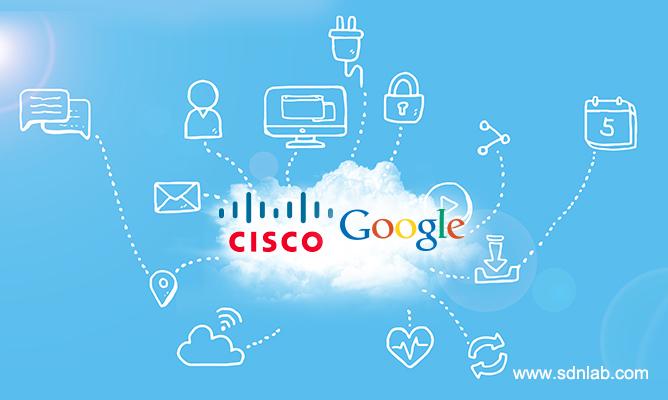 思科和谷歌联手布局混合云,剑指AWS、微软
